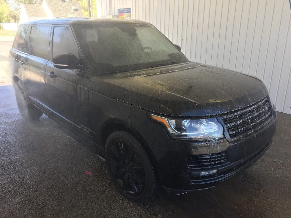 Washing 2018 Range Rover for Sale Armored Bulletproof Armormax