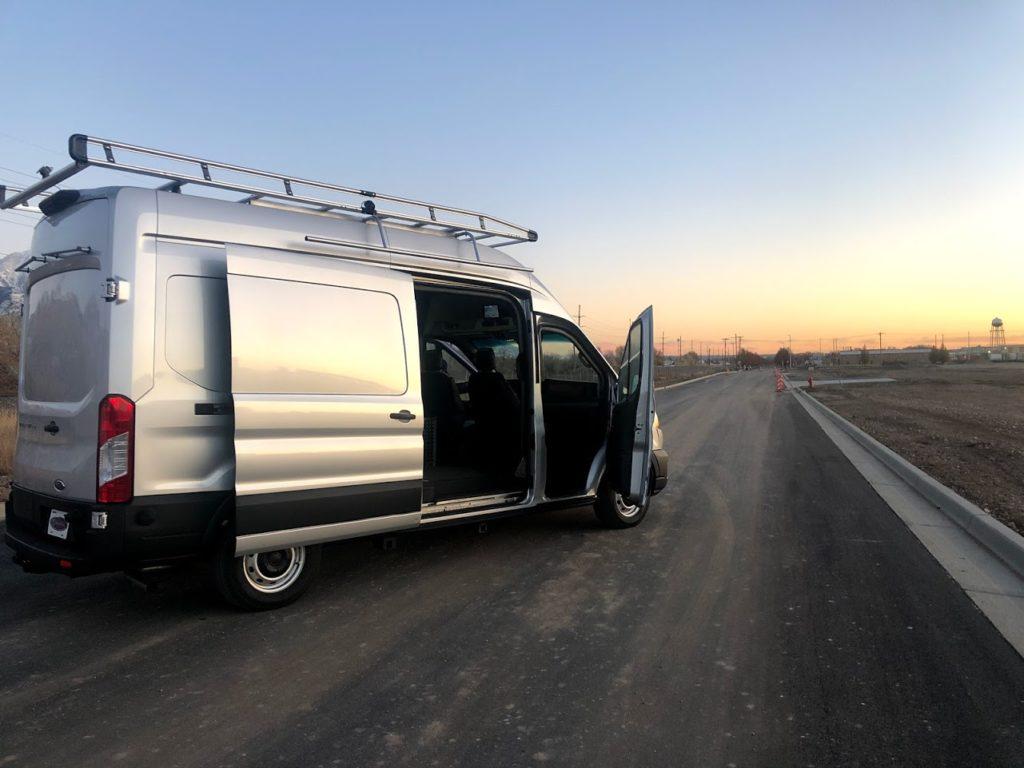 2020 Ford Transit Armoring Utah Armormax CIT Bulletproof Van