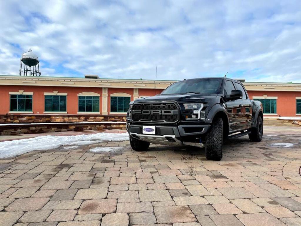 Armored Truck Bulletproof Ford Raptor Utah Armormax