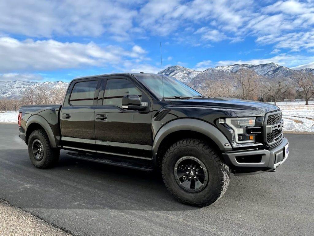 Bulletproof Truck Armored 2020 Ford Raptor Utah Armormax