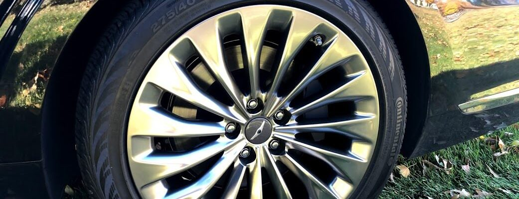 Runflat Genesis G90 Armoring Bulletproof Tires