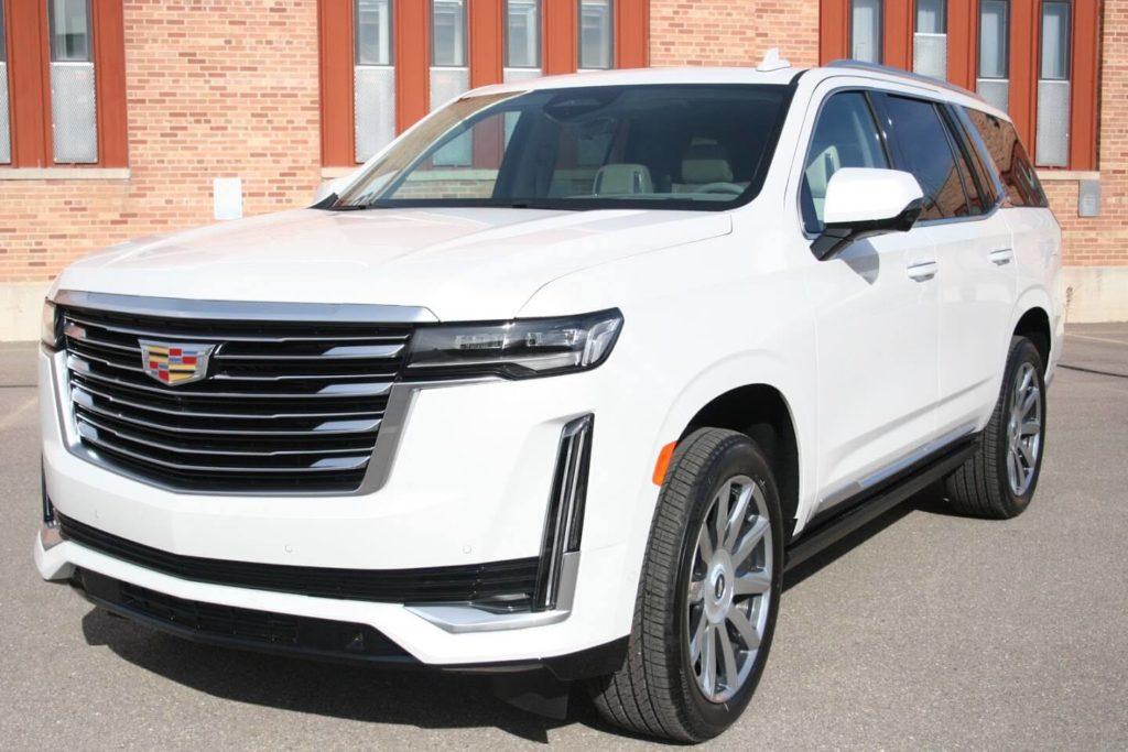 2021 Cadillac Escalade New Version