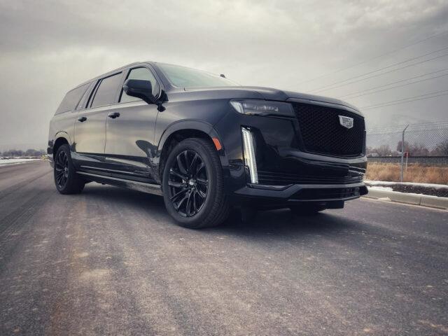 Bulletproof 2021 Cadillac Escalade
