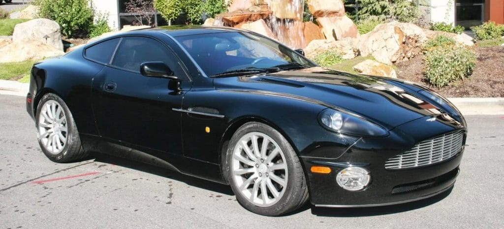 Armored-Bulletproof-Aston-Martin-with-Armormax-Sports-Car-Front