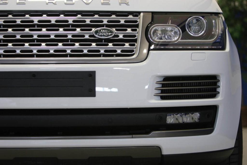 Bulletproof Range Rover Armormax Utah