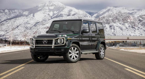 Bulletproof Mercedes G Wagon Bulletproof Armormax Utah