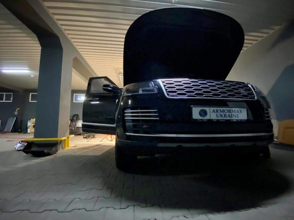 Range Rover Armormax Ukraine