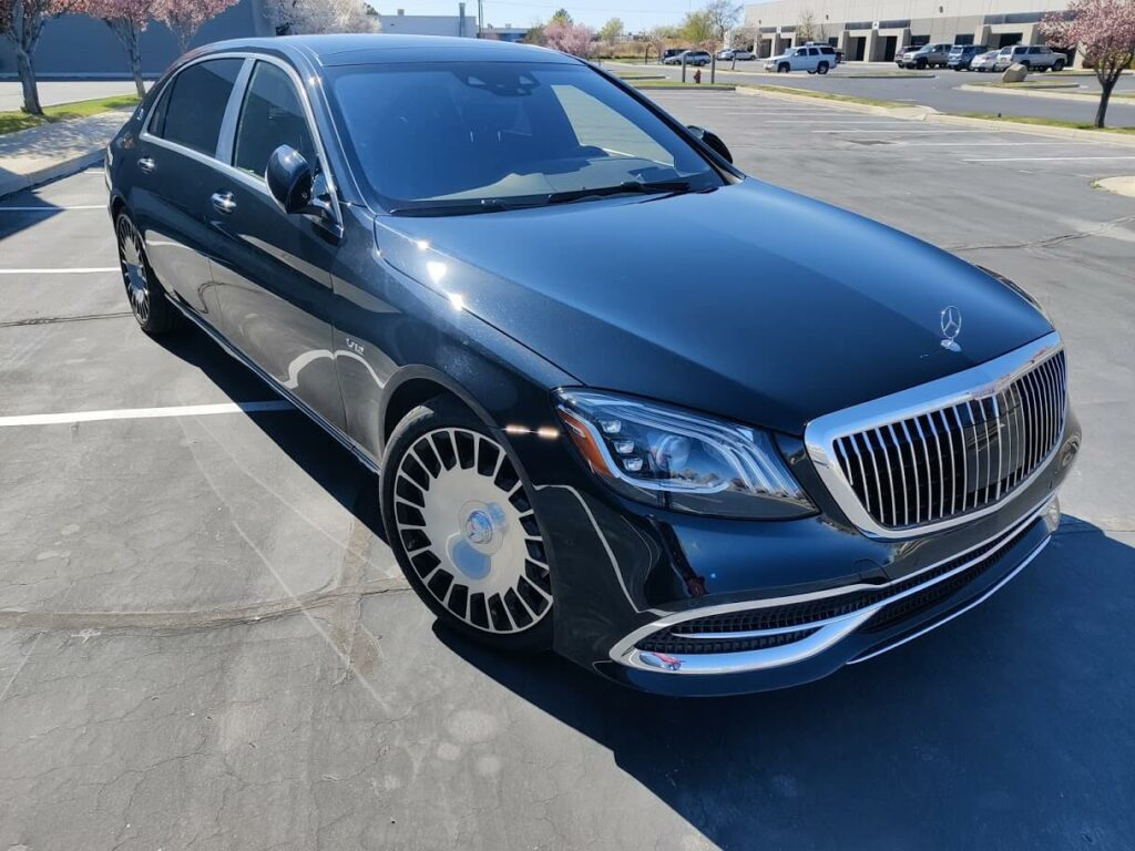 Armored Maybach by Armormax