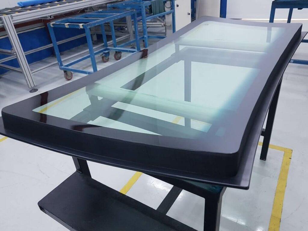 Ballistic Bulletproof Glass