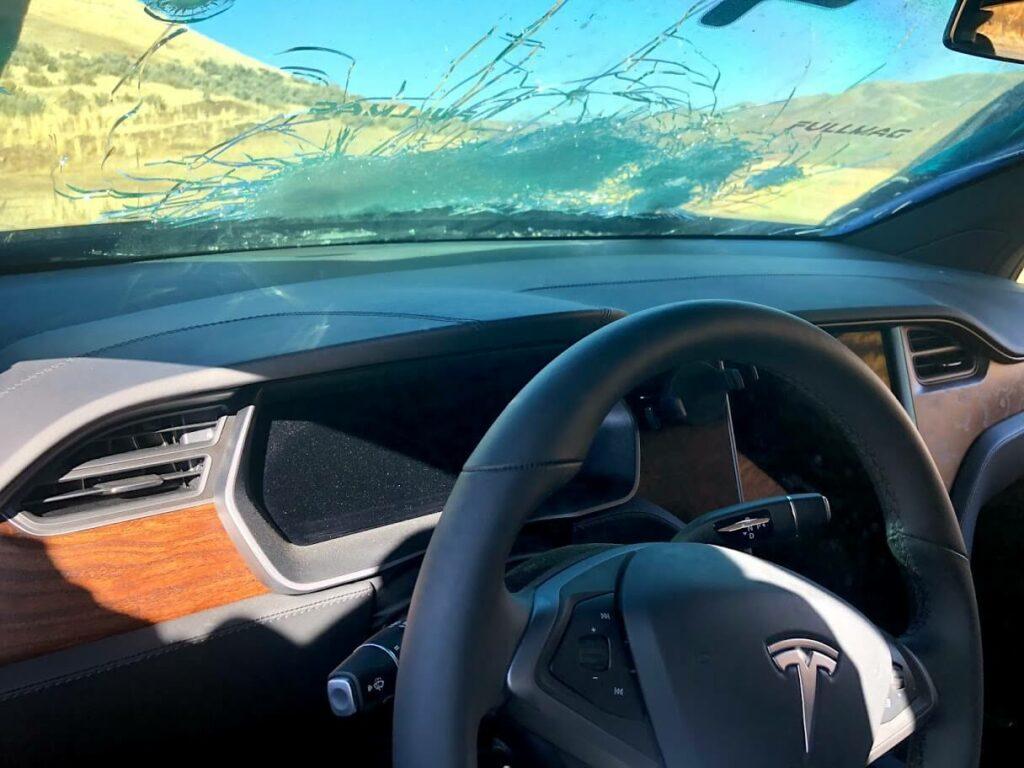 Saving Lives Tesla Model X